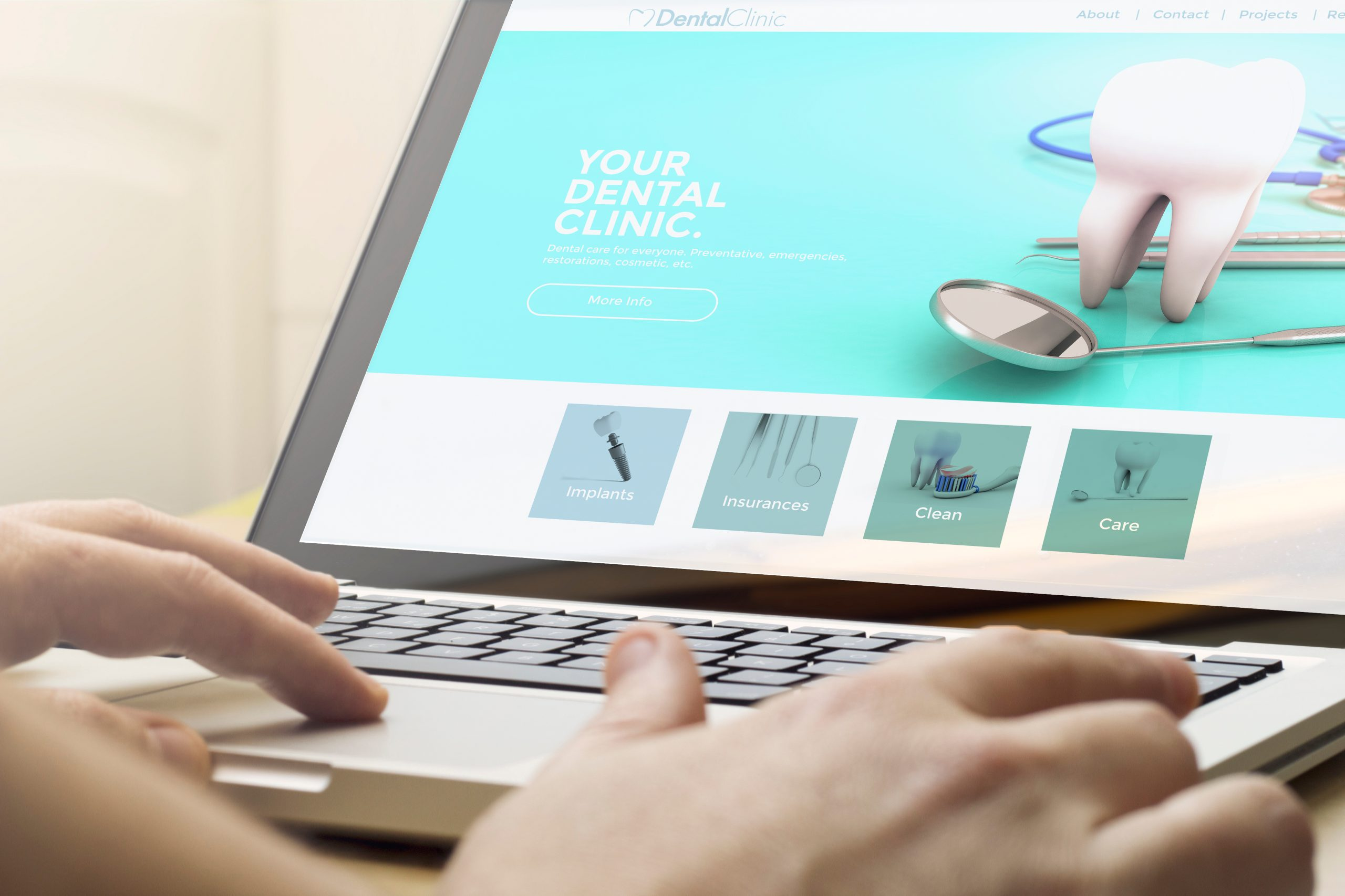 SEO For Dental